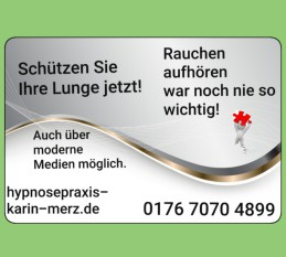 Raucherentwöhnung Hypnose Frankfurt